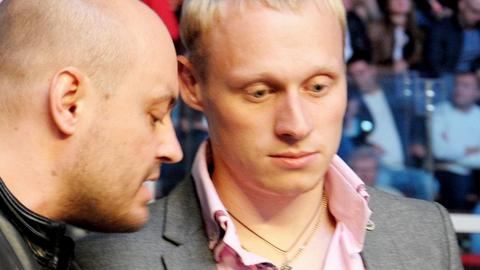 Илья Захаров кричал и болел во время боя Чеботарева с Митрофановым
