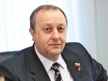 Губернатор Радаев встретился в Москве с Вячеславом Володиным