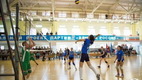 В СГЮА прошел турнир по волейболу среди команд региональных прокуратур