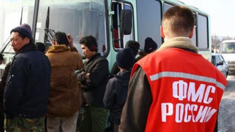 18 нелегалов проникли в Саратовскую область на автобусе