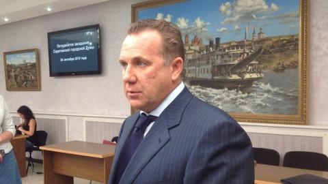 Олег Грищенко прокомментировал остановку электротранспорта в Саратове с 1 октября