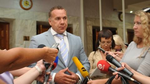 Олег Грищенко обвинил коммунальщиков в создании незаконных свалок