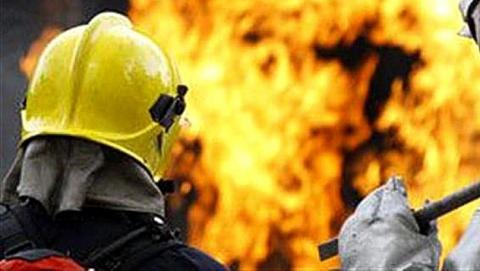 Женщина погибла на пожаре в квартире мужа
