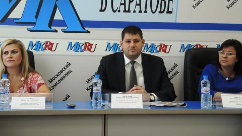 Министр спорта Саратовской области стал отцом во второй раз
