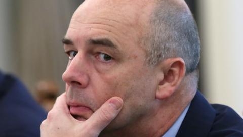Силуанов: Резервный фонд может закончиться к 2017 году