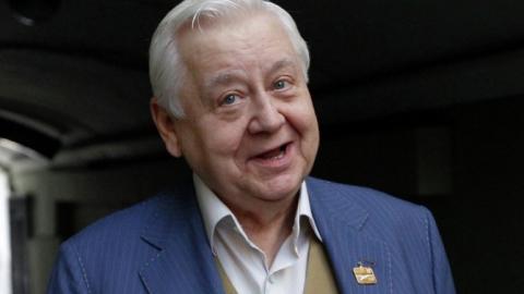 Минкульт продлил договор сдиректором МХТ Олегом Табаковым