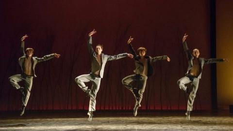 Спектакль Саратовского театра оперы и балета номинирован на'Золотую маску