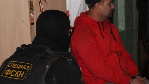 У члена российско-узбекистанской ОПГ изъяли марихуану