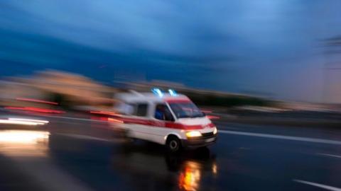 """Парень на """"Калине"""" сбил двух девочек-подростков"""