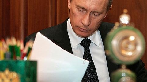 """Дальнобойщики собирали подписи под письмом Путину за отмену """"Платона"""""""