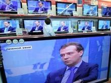 Медведев распорядился учредить Общественное телевидение