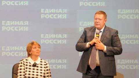 Депутат Госдумы Николай Панков призвал консолидировать усилия
