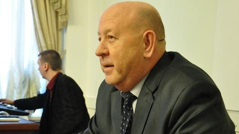 Губернатор внес кандидатуру Александра Буренина на должность зампреда