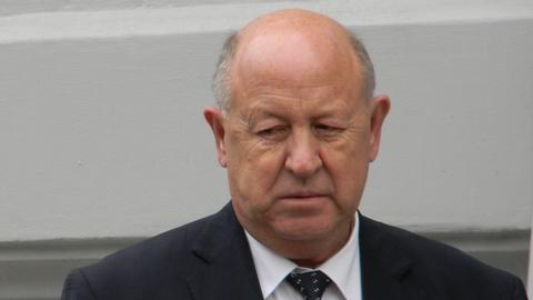Александр Буренин стал заместителем председателя правительства Саратовской области
