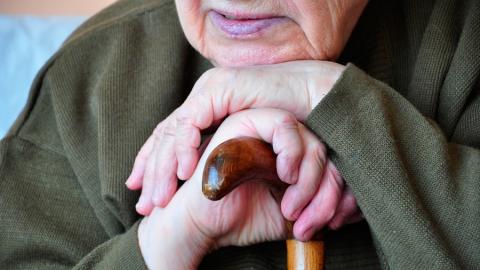 Пенсионерка вернула украденные в ее дворе решетки