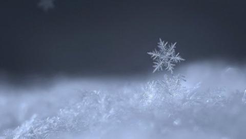 Вечером 8 декабря в Саратове пройдет небольшой снег