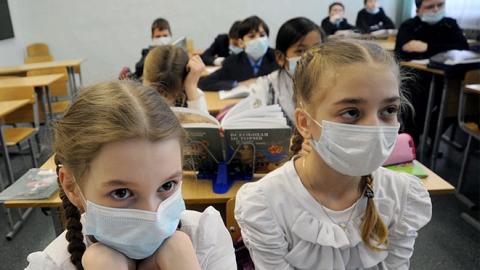 Среди подростков Саратова и области наблюдается сильная эпидемия ОРВИ