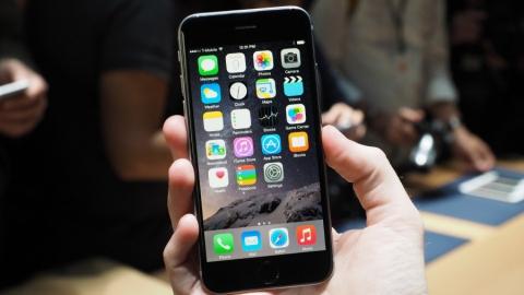 У клиентки банка украли iPhone-6