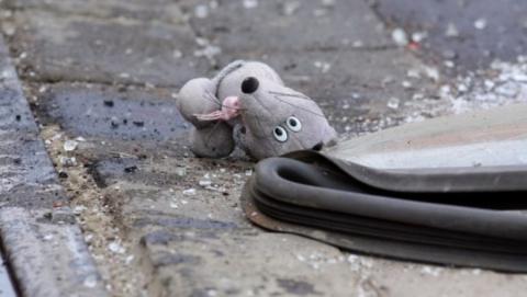 В новогодний вечер в перевернувшейся машине погиб ребенок