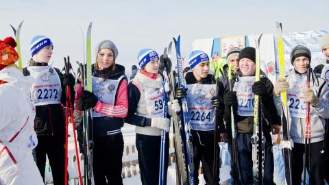В Саратовской области стартовал отборочный этап Лыжни России
