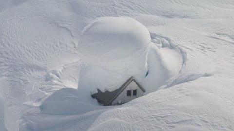 14 января в Саратове снег и около нуля