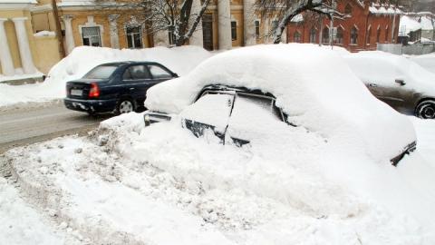 22 января в Саратове ожидается очередной снегопад