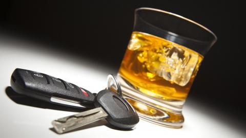 Судимый парень пойман пьяным за рулем на Большой Горной в Саратове