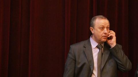 Валерий Радаев остается в числе самых популярных у СМИ губернаторов России