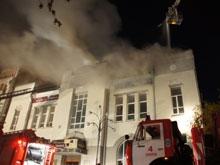 Пожар в ТЮЗе: Версия полиции