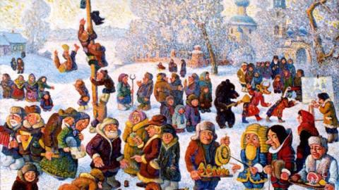 Опубликовано расписание народных гуляний на Масленицу в Саратове