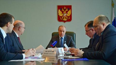 Губернатор наказал Буренина и Тепина за несоблюдение графика расселения