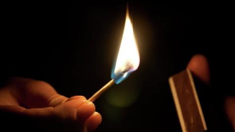 Вышедший на свободу убийца сжег дом своего недруга