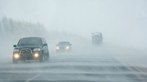 Автомобилистам рекомендуют быть осторожными на дорогах 21 марта