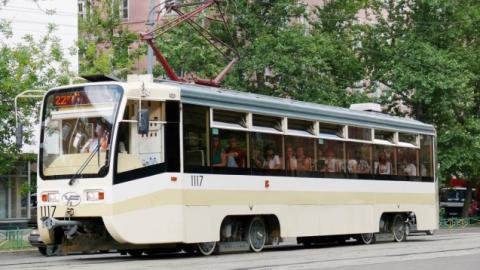 Wi-fi-роутер занял постоянное место в вагоне трамвая №3