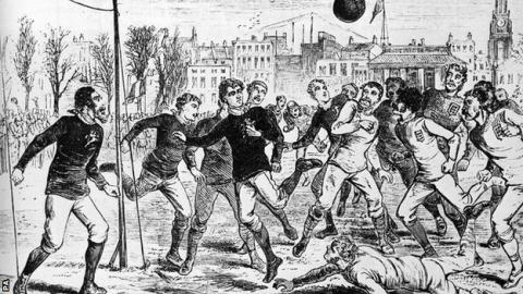 Саратовскiе мастера ножного мяча сыграли вничью с выходцами из тундры.