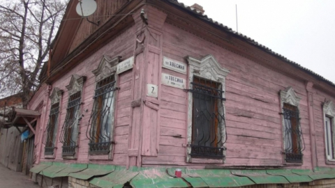 Сараева тревожит проблема розовых и зеленых фасадов в центре Саратова