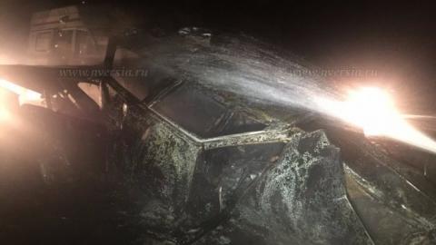 Авария с тремя погибшими под Синенькими произошла из-за пренебрежения знаком