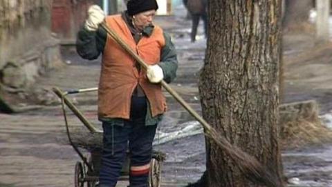 Женщина-дворник жгла мусор и получила ожоги лица и рук