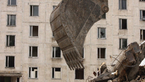В Саратове снесут дом на улице Ленинградская