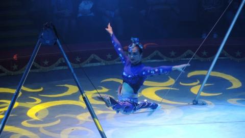 В Саратове прошла церемония открытия фестиваля'Принцесса цирка