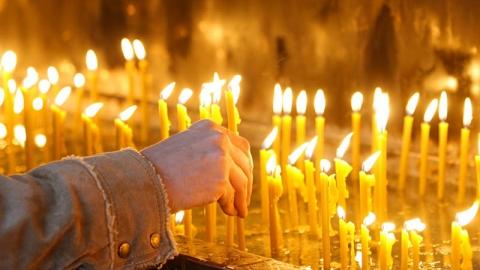 На Радоницу кладбища посетили 43 тысячи саратовцев