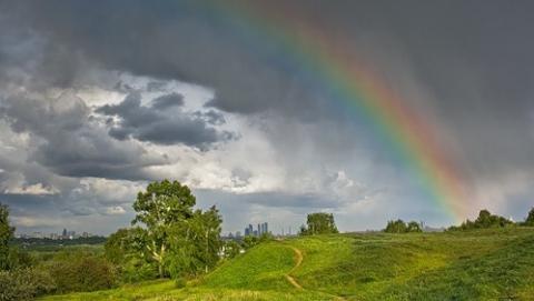 12 мая по Саратовской области пройдут дожди