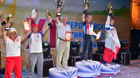 ВСаратове завершились 11-е Всероссийские летние сельские спортивные игры