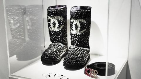 ВСаратове уничтожат обувь «Chanel» испортивную одежду «Nike»