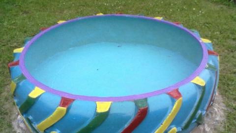 ВТатищевском районе полуторагодовалый ребенок чуть не потонул вколесе оттрактора