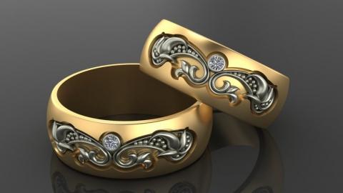 Вред откражи 2-х золотых колец превысил 440 тыс. руб.