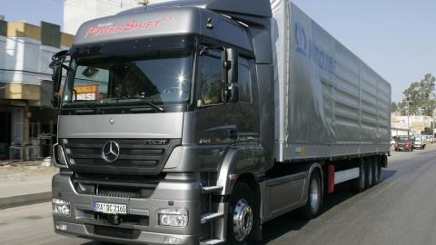 Водитель грузового транспорта сбил 2-х грузчиков впромзоне