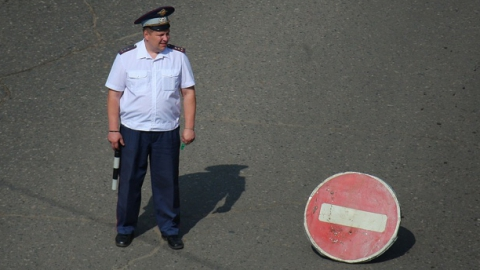 Волжскую иСоборную перекроют для автомобилистов