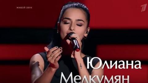 Эстрадная певица изСаратова открыла пятый сезон проекта «Голос»