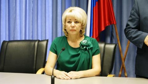 Татьяна Гаранина назначена министром культуры области
